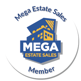 Mega Estate Sales Membership Badge